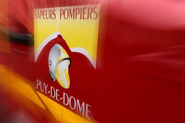 Les pompiers du Puy-de-Dôme ont été mobilisés sur un accident mortel à Saint-Ours-les-Roches (Puy-de-Dôme) ce vendredi 29 janvier.