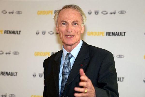 Jean-Dominique Senard, PDG de Renault.