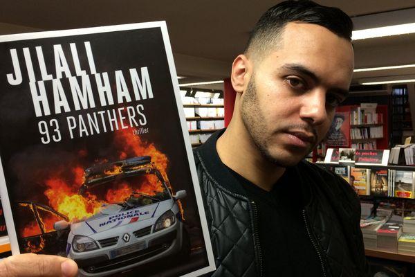 """Avec """"93 Panthers"""", Jilali Hamham signe son deuxième roman chez Rivages"""