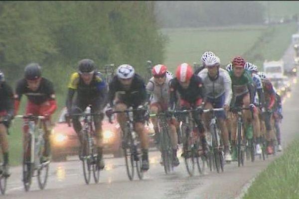 Le Tour du Jura édition 2015, sous la pluie