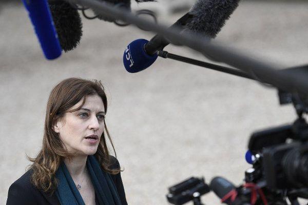 Juliette Méadel, secrétaire d'Etat chargée de l'aide aux Victimes.