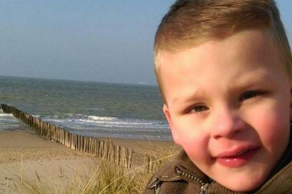 Yanis, 5 ans.