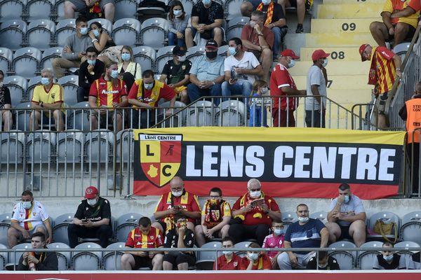 Au stade Bollaert-Delelis, le 15 août 2020
