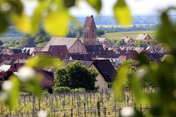 Le village d'Eguisheim