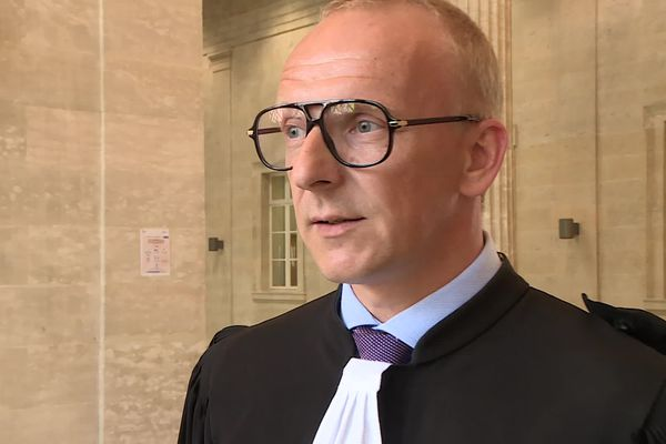 Pierre-Emmanuel Barois est l'avocat de la famille de Mohammed Alilou.