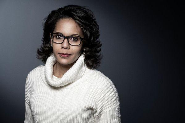 Audrey Pulvar, en février 2019.
