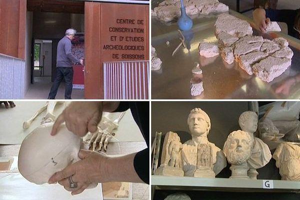 Rien qu'à Soissons, nombre de trésors sont à découvrir ce week-end.