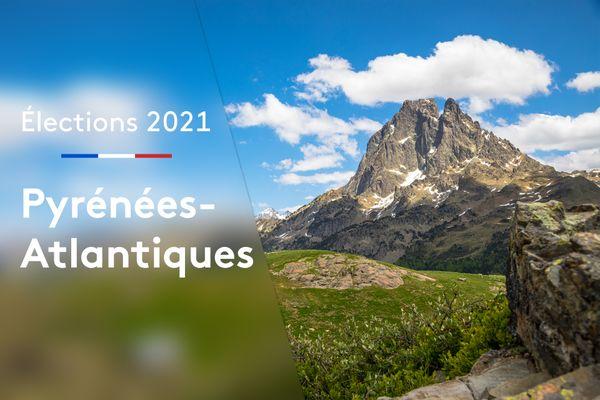 Suivez toute l'actualité des élections départementales, le taux de participation, les résultats dans votre canton dans les Pyrénées-Atlantiques.