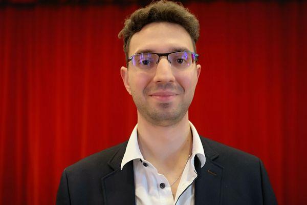 Albin Freychet sera la tête de liste du Rassemblement National à Limoges.