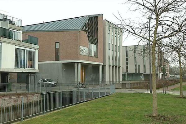 L'école supérieure d'art et de design (Esad) d'Amiens