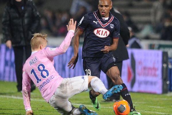 Les Girondins ont réussi à s'imposer face l'ETG FC.