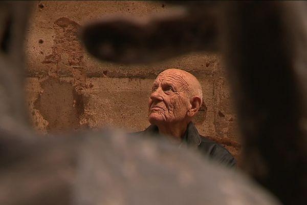Le sculpteur expose à la fonderie d'art Saint-Sauveur