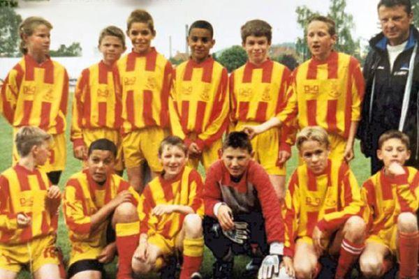 L'équipe des benjamins 2001-2002 de l'IC Lambersart