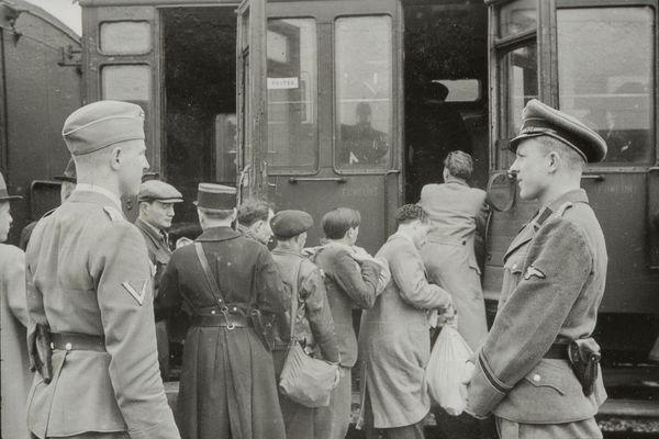 Les autorités françaises et allemandes ont pleinement coopéré pour déporter et exterminer les 3710 hommes convoqués les 14 et 15 mai 1941.