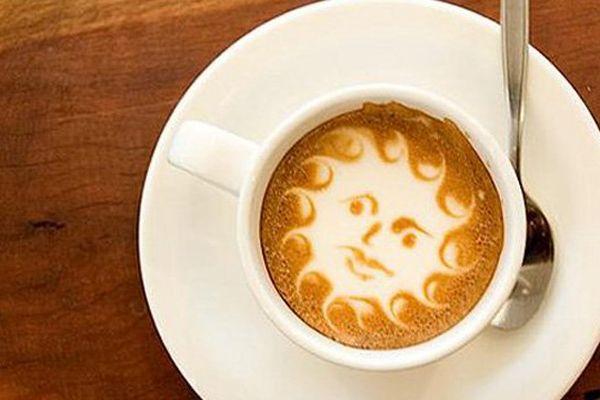Dessiner dans son café, tout un art !