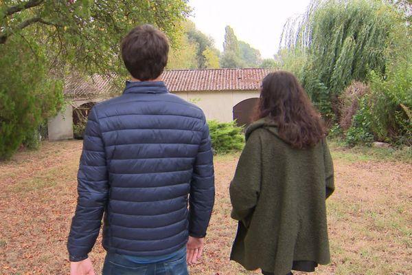Une vaste propriété, des rêves plein la tête et beaucoup de projets pour ce jeune couple qui a décidé de s'installer dans l'Yonne.