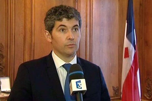Gilles Platret, maire Les Républicains de Chalon-sur-Saône