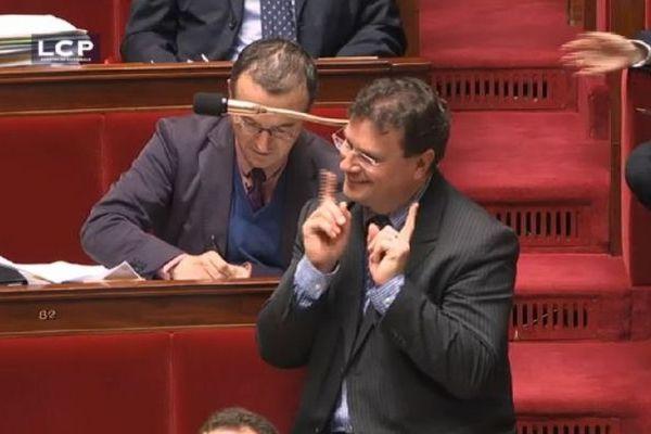 Philippe Gosselin répond  Christiane Taubira