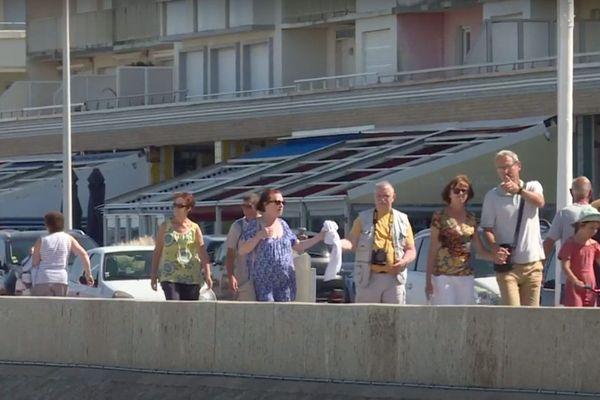 Les commerçants berckois comptent sur les touristes de proximité pour cet été.