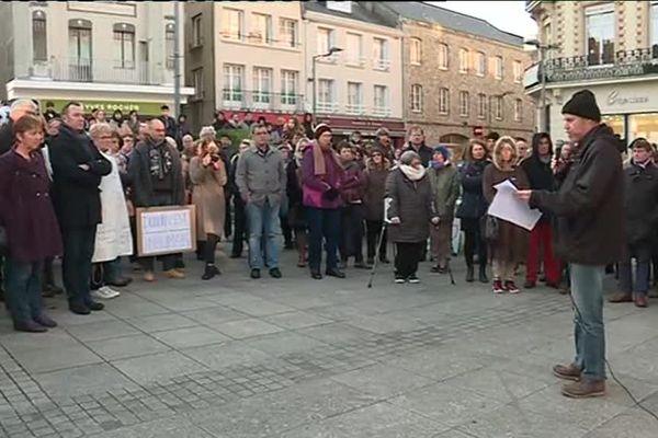 Rassemblement ce mercredi 21 mars à Coutances en soutien aux migrants