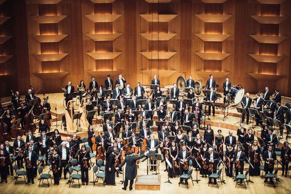 L'orchestre national de Lyon