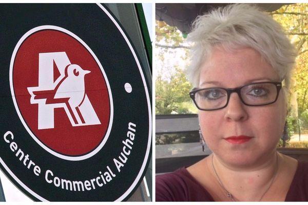 Vicky Vandesavel travaillait à l'hypermarché Auchan de Longuenesse.