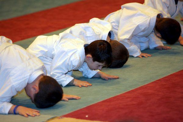Les cours de judo reprendront en intérieur à partir du 9 juin pour les mineurs. Photo d'illustration
