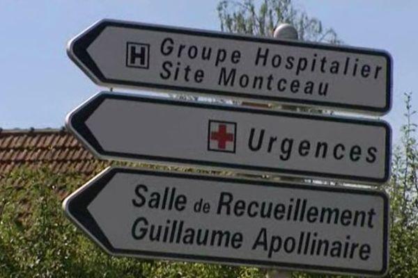 Un homme grièvement blessé a été déposé aux urgences de l'hôpital de Montceau-les-Mines au milieu de la nuit du samedi 29 au dimanche 30 août 2015. La victime est décédée peu après.