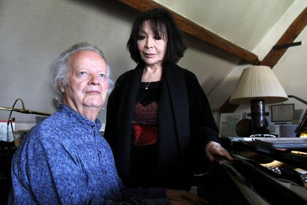 """Le pianiste Gérard Jouannest, compositeur de """"Ne me quitte pas"""" et époux de Juliette Gréco, est décédé ce mercredi à Ramatuelle dans le Var."""