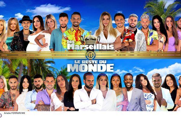 Le candidat cambriolé a participé à plusieurs émissions des Marseillais