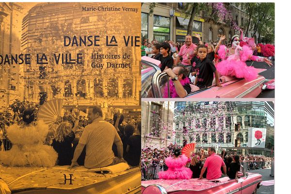 Danse la vie, danse la ville. Histoires de Guy Darmet