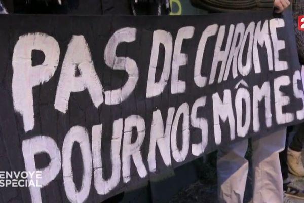 Selon Envoyé Spécial, 2.000 crèches, écoles, collèges et lycées en France sont construits sur des sols pollués