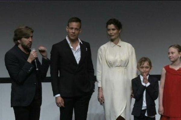 Le réalisateur suédois Ruben Östlund reçoit son titre- Le 24/05/2014