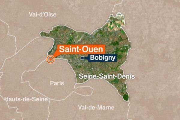 Début août, un jeune homme a été violemment interpellé par des policiers à Saint-Ouen (Seine-Saint-Denis).