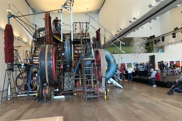 Le Musée Tinguely de Bâle fête ses 25 ans d'existence.