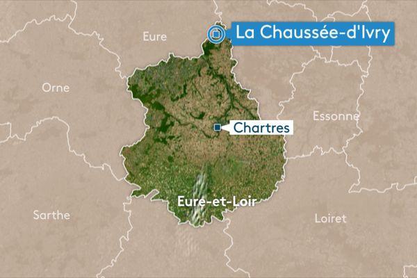La Chaussée d'Ivry (Eure et Loir).