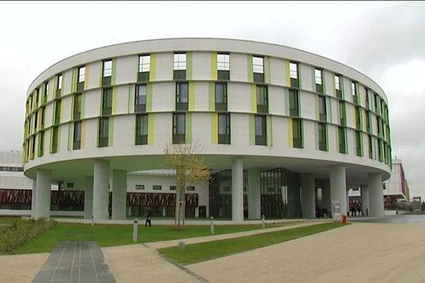 L'hôpital régional d'Orléans