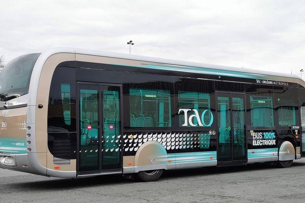 Le tout nouveau bus électrique bientôt en circulation.