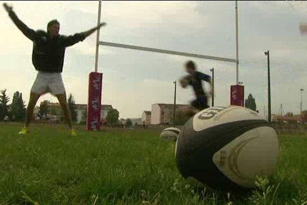 Le rugby à 7 vient d'être reconnu sport olympique et sera joué aux Jeux Olympiques en 2016.