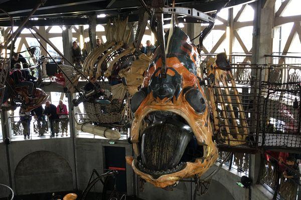 Le Carrousel des Mondes Marins à Nantes