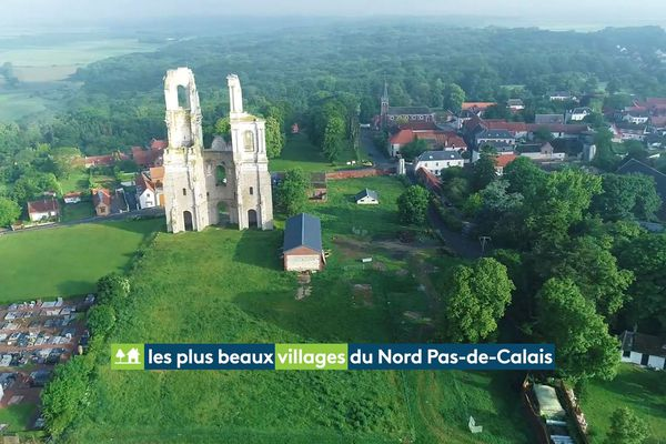 Pourquoi Mont-Saint-Eloi est-il un des plus beaux villages du Nord Pas-de-Calais ?