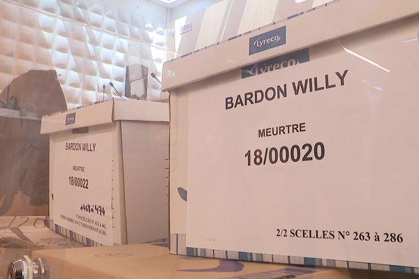 Willy Bardon est jugé en appel à Douai pour l'enlèvement, la séquestration, le viol et le meurtre d'Élodie Kulik dans la Somme en janvier 2002.