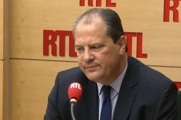 Jean-Christophe Cambadélis, 1er secrétaire du Parti socialiste sur RTL ce mercredi matin.