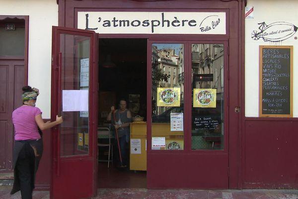 Le restaurant solidaire Miam est ouvert du mardi au samedi  à Perpignan