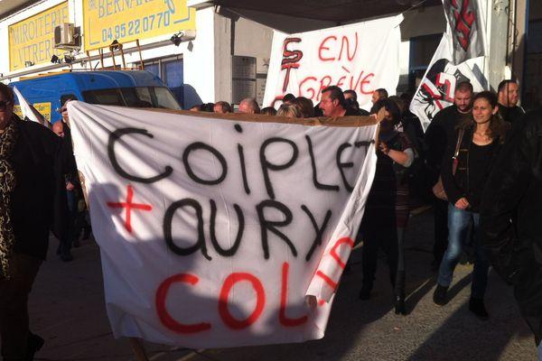 Ajaccio, le 2 décembre 2013