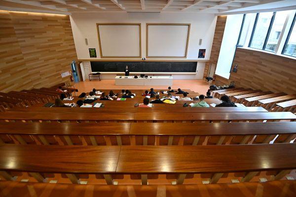"""Photo d'illustration : la polémique sur la présence de """"l'islamo-gauchisme"""" au sein des universités françaises ne cesse d'enfler."""