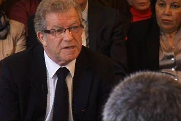 Jean-Pierre Moure inaugure son QG de campagne 18 mai 2013