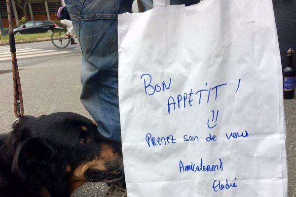 #PourEux, de nouveaux repas solidaires