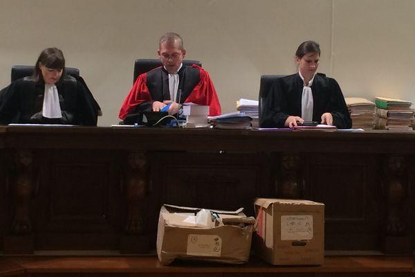 Alain Laprie est jugé pour la deuxième fois devant la cour d'Assises de la Gironde