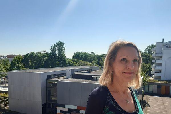 """Angele Pauly, présidente de l'association des résidents des Poteries: """"il ne faut pas que cela retombe""""."""